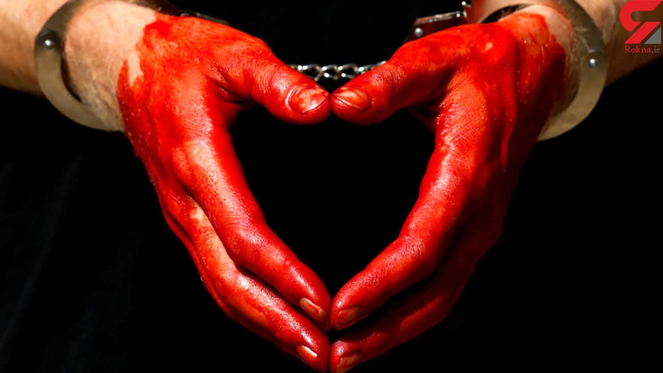 قتل جوان عاشق پیشه توسط 5 مرد / دوستی با زن متاهل  ! + عکس صحنه قتل