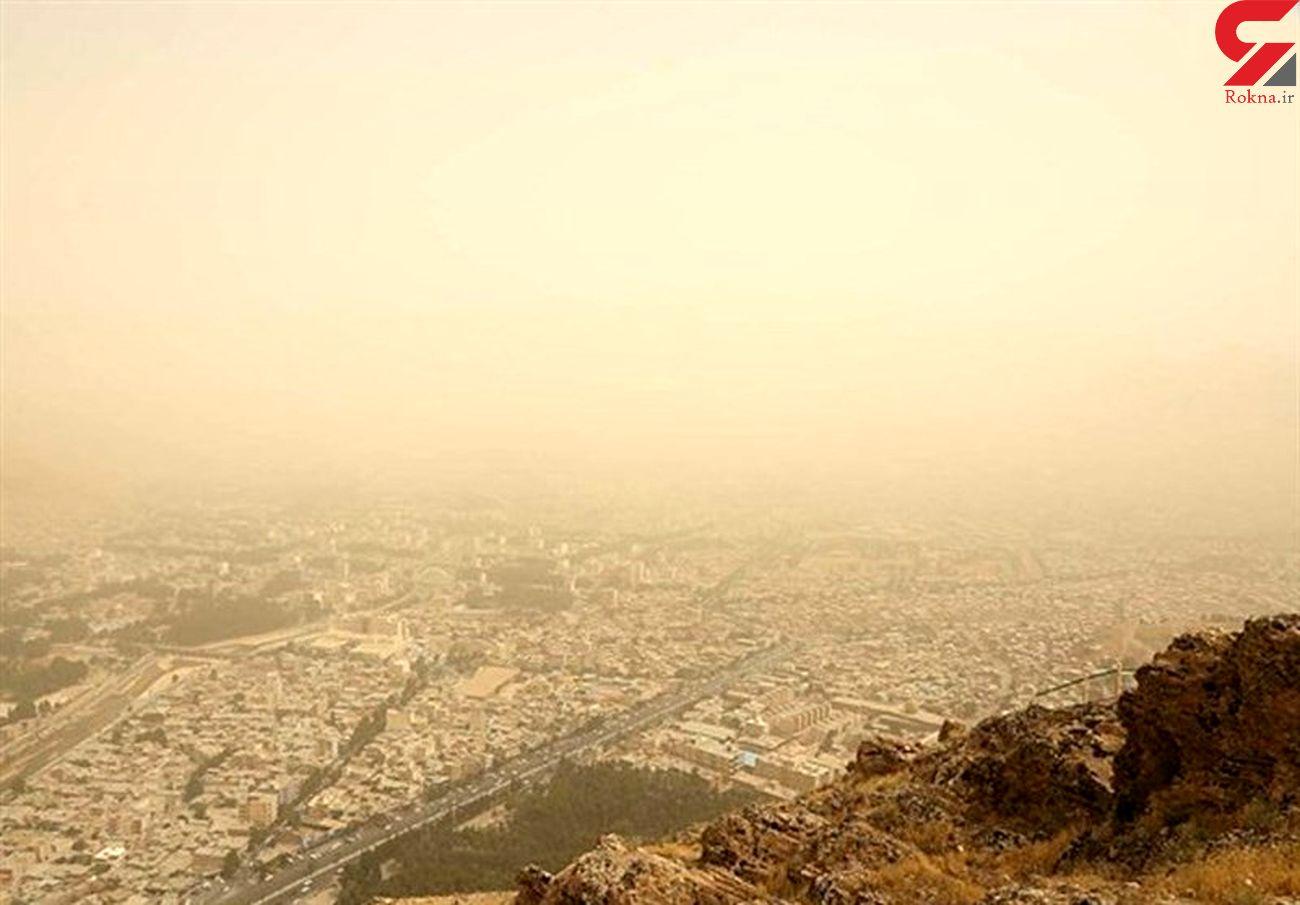 آلودگی هوا در لرستان به ۳ برابر حد مجاز رسید