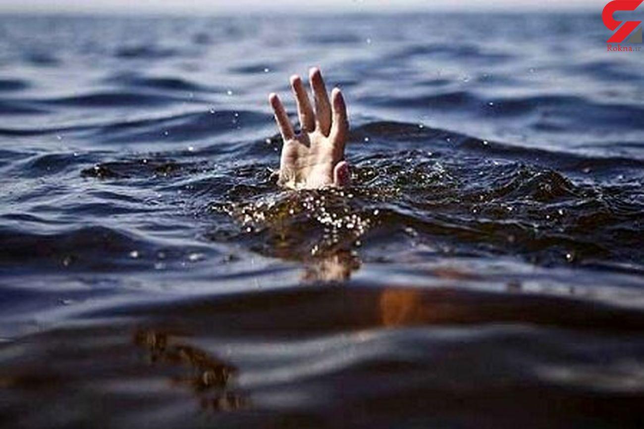 جسد جوان مغروق در حوالی سد سنگر