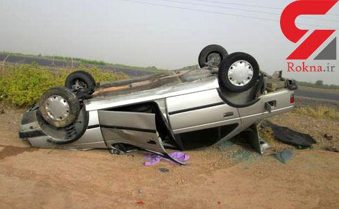 واژگونی خودرو در اسلام آبادغرب 2 کشته و چهار مصدوم برجای گذاشت