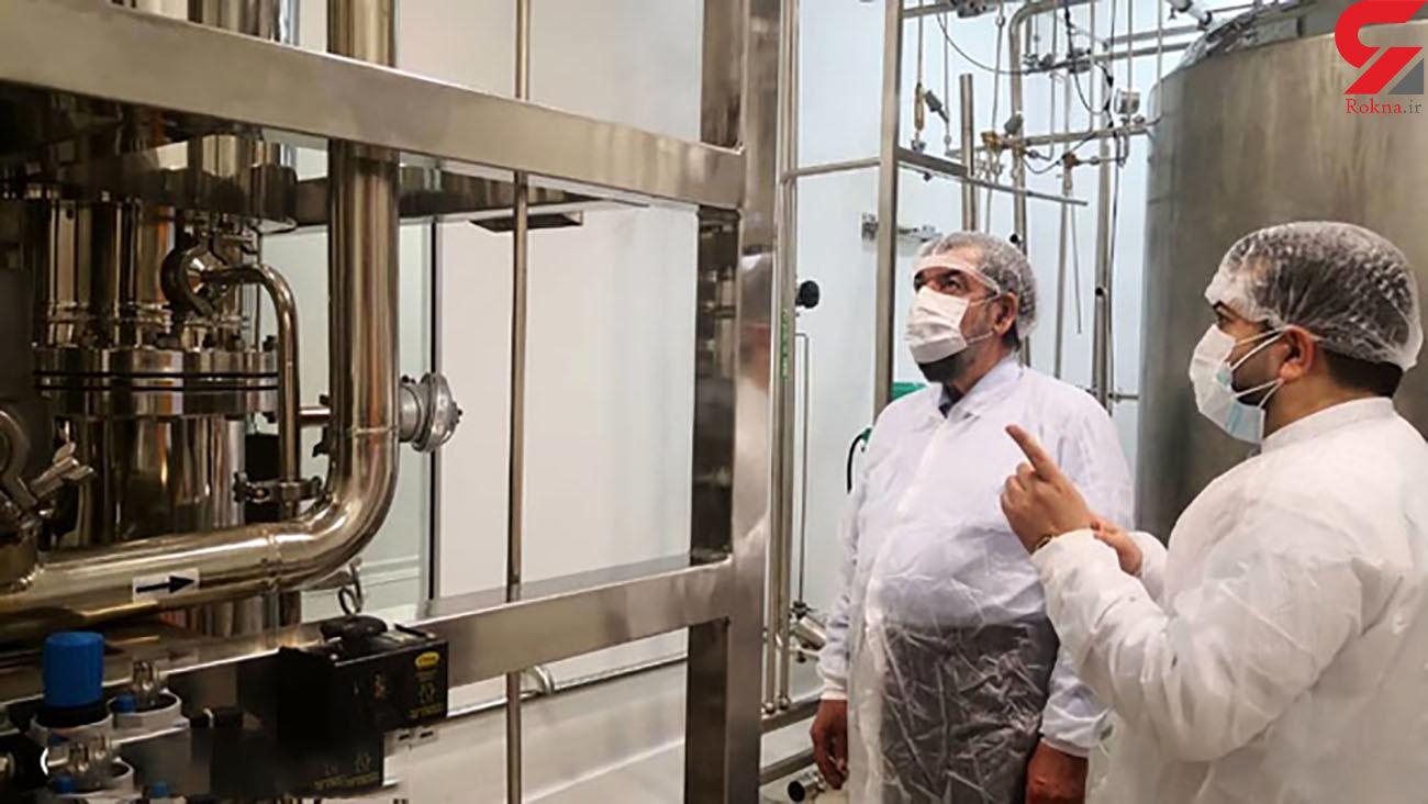 بازدید محسن رضایی از 2 شرکت بیوتکنولوژی و داروسازی