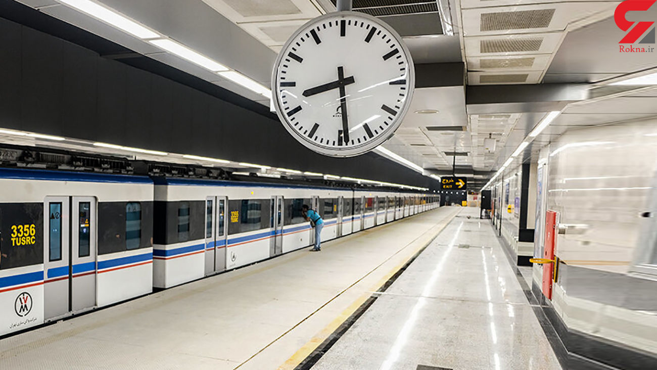 حناچی دل به مترو دهد میتوانیم ۱۲ ایستگاه افتتاح کنیم