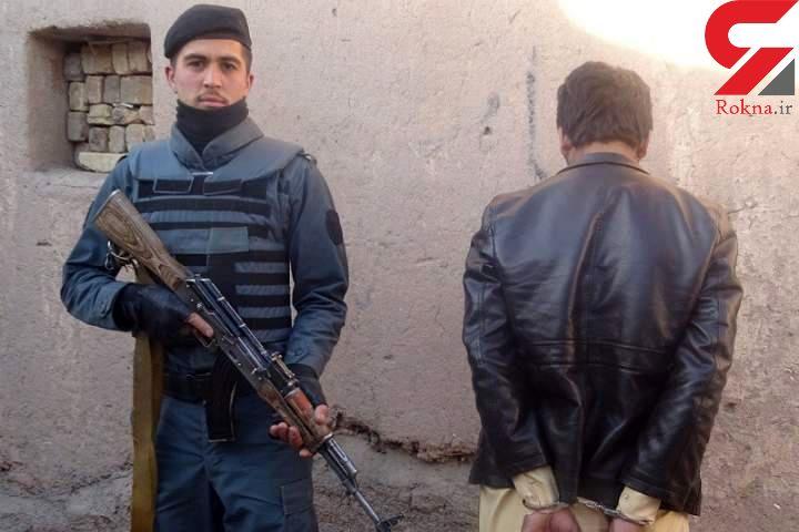 نجات یک ایرانی از چنگال آدم ربایان در هرات + عکس