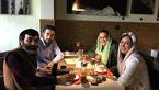 بهاره رهنما در کافه گوزن خودش چه کار می کند؟ از کافه داری لذت می برم! +عکس