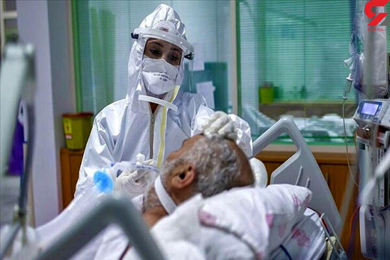 بستری 90 بیمار بد حال کرونایی در مراکز درمانی گیلان