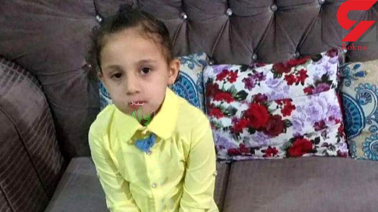 نخستین عکس از آیسان 5 ساله که قربانی بهمن مرگبار رودبار شد