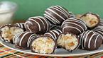 شیرینی نارگیلی توپی عصرانه ایده آل+دستور تهیه در خانه