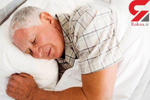 آلزایمر در کمین بی خواب ها