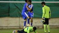 نمایش عجیب آمادگی رحمتی در عمان + عکس