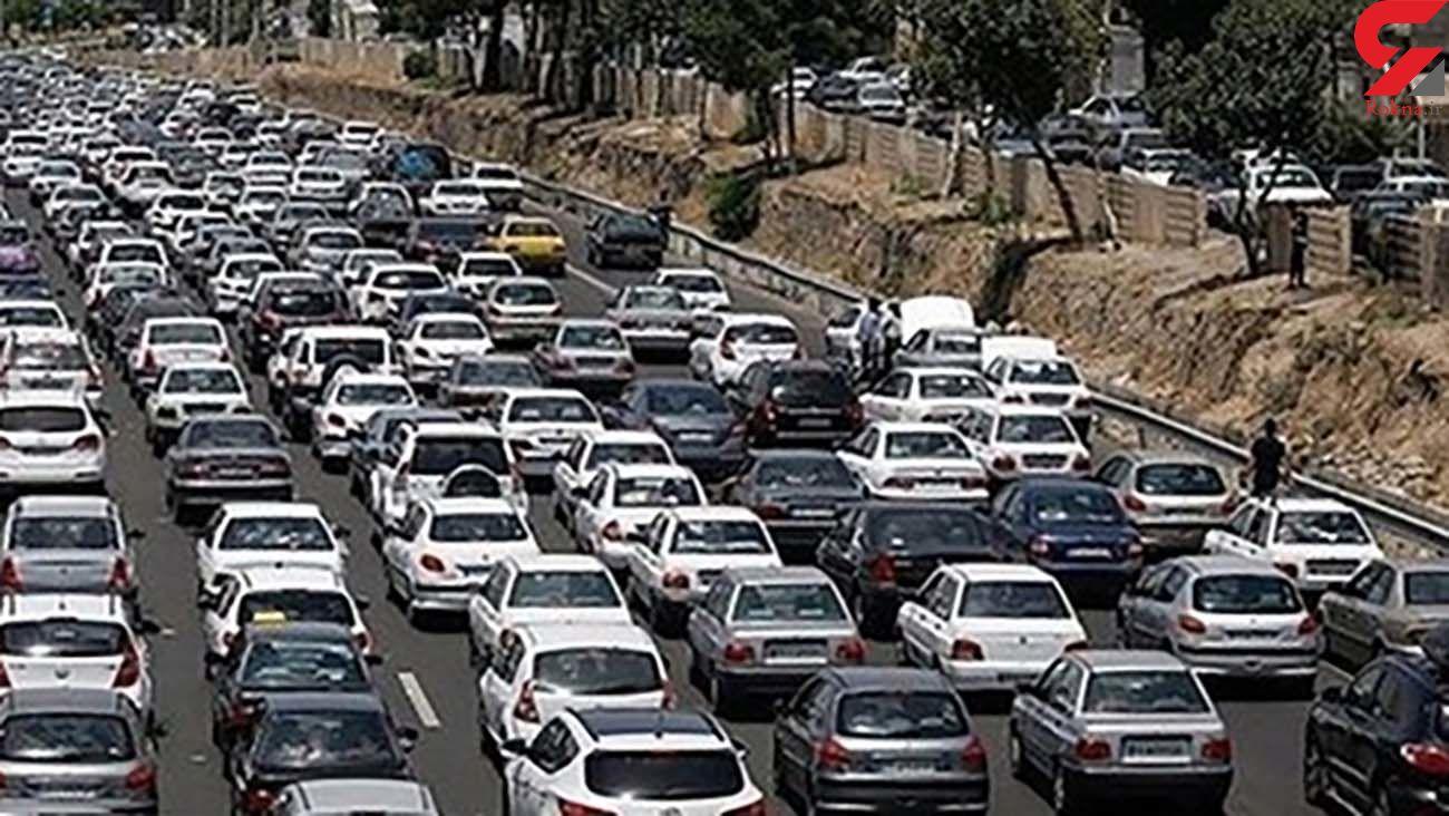 آخرین وضعیت جوی و ترافیکی راههای کشور در 12 مهر