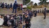 عکسی که مردم فرانسه را شوکه کرد