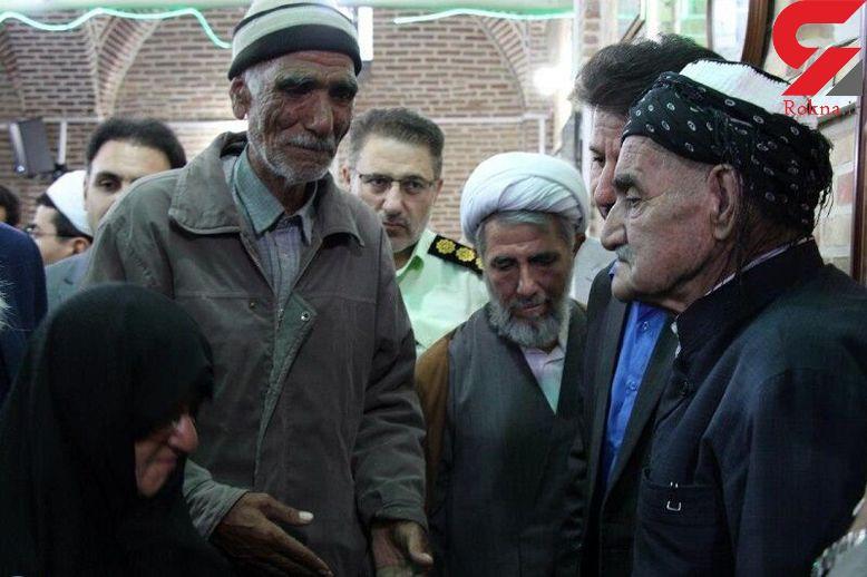 2 خانواده مهابادی و تبریزی 18 سال اشتباه می کردند ! + عکس