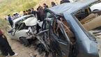 تصادف مرگبار در کامیاران + عکس