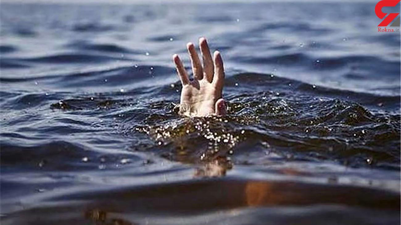 غرق شدن جوان ۲۲ ساله معمولانی در رودخانه