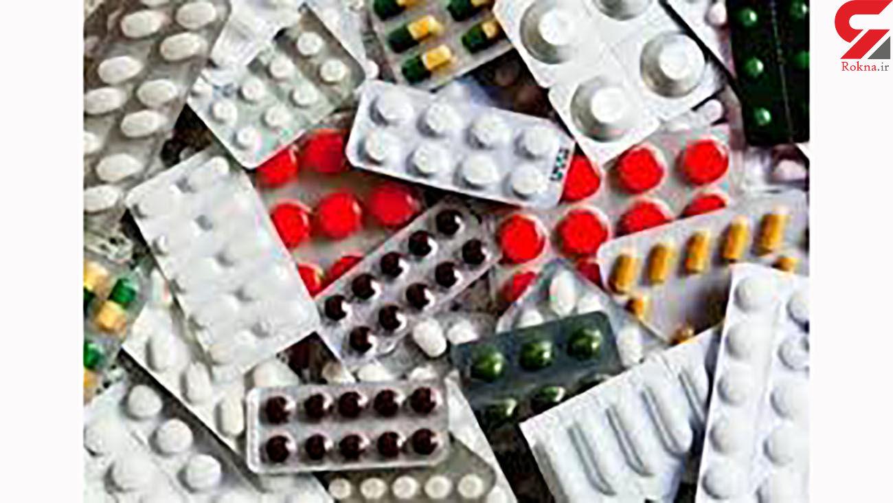 کشف 7 هزار دارو های لاغری و ضد ریزش مو تقلبی در تهران