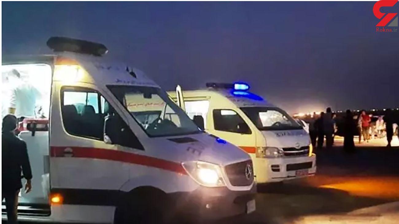 حمام خون در اردبیل / 5 کشته در اتفاقی مرگبار
