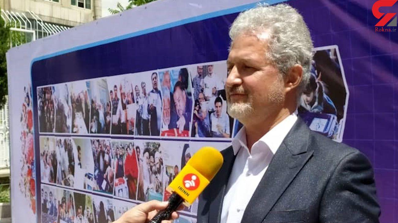 آقای دیپلمات کاندید انتخابات 1400 شد