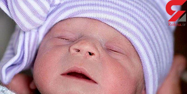 نخستین نوزاد از رحم پیوندی متولد شد + عکس