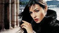 جواهرات زیبای مونیکا بلوچی به مناسبت ۵۵ سالگی اش