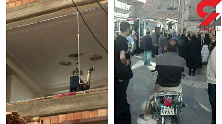انفجار خونین یک خانه در تبریز+ عکس