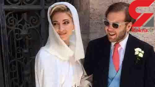 جشن عروسی با شکوه زن لبنانی با یک میلیاردر نفتی+ عکس