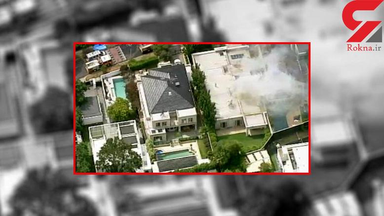 خانه 3 میلیون دلاری تاجر ایرانی در استرالیا پودر شد +عکس