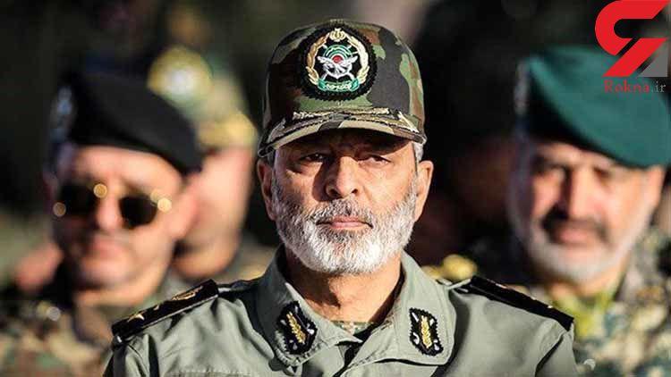 سرلشکر موسوی از یگانهای ارتش در شمال غرب بازدید کرد