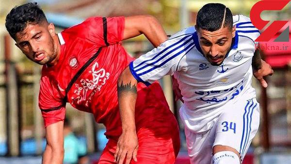 شکایت رسمی باشگاه سپیدرود از تیم داوری بازی جنجالی با ملوان