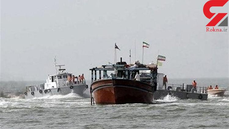 کشف بیش از 80 هزار لیتر سوخت قاچاق در آب های بوشهر