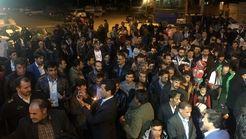 شام غریبان کشته شدگان سقوط هواپیمای تهران-یاسوج در روستای بیده پادنا + فیلم و عکس