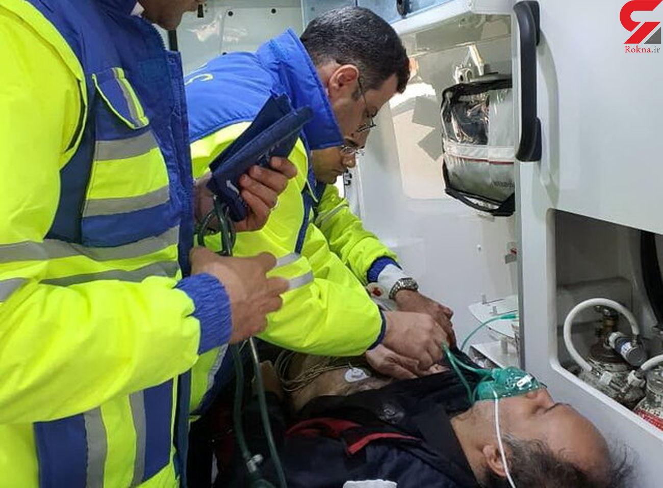 مسمومیت 4 تهرانی با گاز در روزهای کرونایی