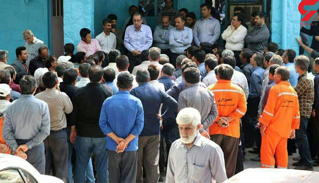 کاهش سقف اضافه کاری کارکنان شهرداری در دوره کرونا / شهرداری مراقب معیشت کارکنانش باشد