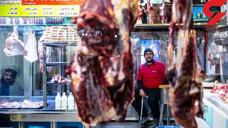 حمله گوسفندهای رومانیایی به بازار گوشت ایران !