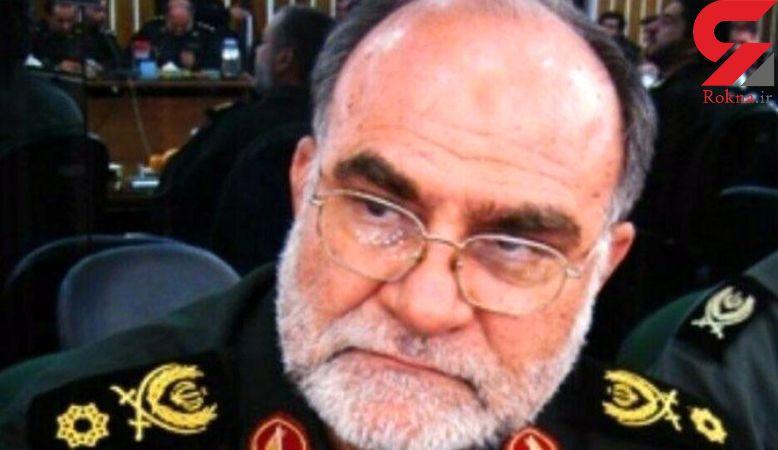 علت فوت سردار منصوری اعلام شد +عکس
