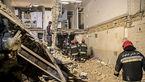 انفجار ویرانگر در اصفهان/موج انفجار در شعاع 150 متری خسارت به بار آورد+عکس
