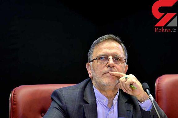 رئیس بانک مرکزی ایران تحریم شد