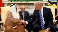 ترامپ از دیدار با امیر کویت استقبال کرد