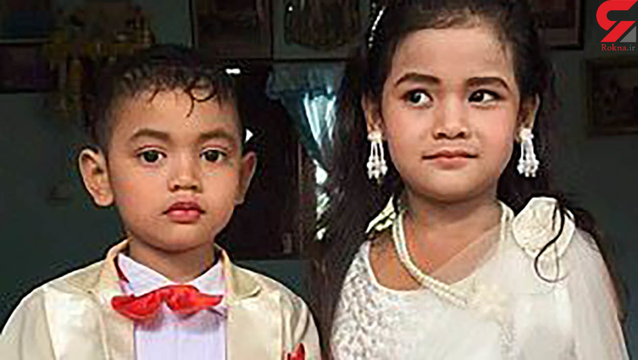 Twins, 5, whose superstitious parents believed pair were 'lovers in past life' force them to marry to avoid 'bad luck'