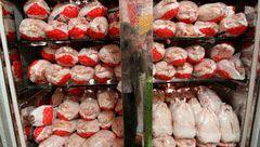 30 هزارتن مرغ گرم تنظیم بازاری از هفته آینده عرضه می شود