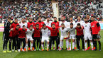 تیم ملی فوتبال ایران راهی تونس شد
