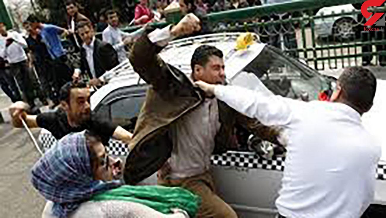 درگیری خونین نیم میلیون ایرانی را به پزشکی قانونی کشاند