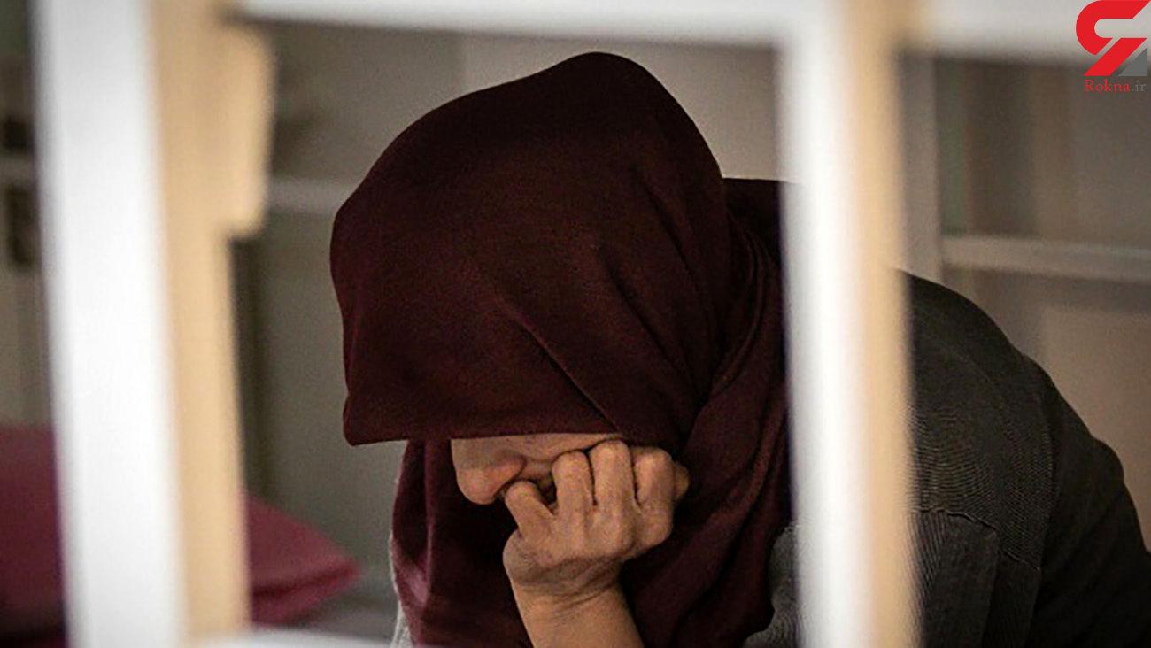 شگرد زیر لباسی زن تهرانی برای سرقت از فروشگاه های زنجیره ای ! / پلیس فاش کرد