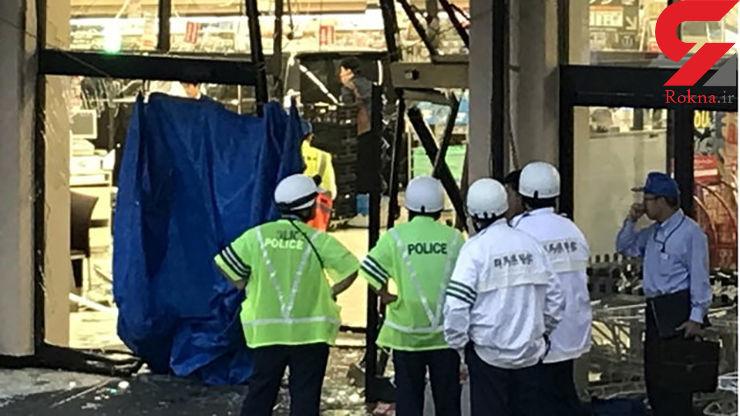 دستگیری راننده حادثهساز در ژاپن