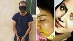 حمله وحشیانه به دختر 17 ساله در اسفراین / تبهکار در ملاعام گردانده شد + فیلم و عکس