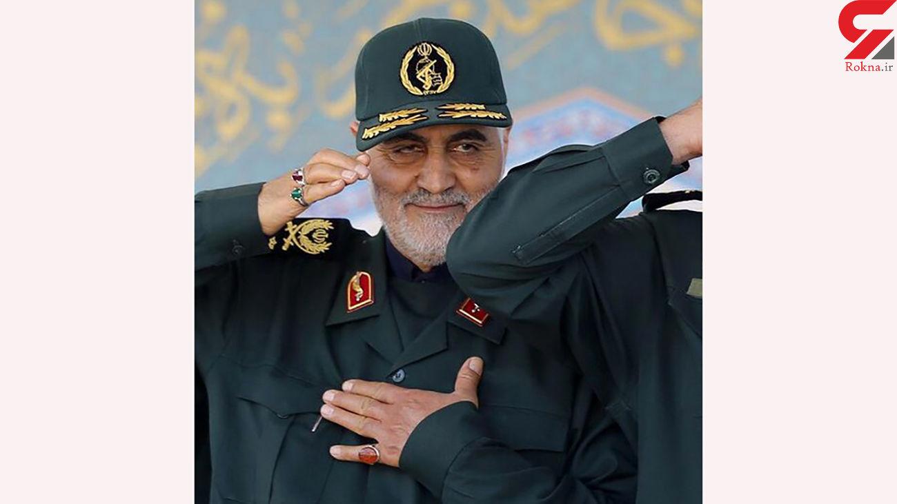 دست نوشته معنادار سردارشهیدسلیمانی که به تازگی رسانه ای شد + عکس