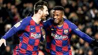 منچسترسیتی آماده عقد قرارداد با لیونل مسی بعد از بحران بارسلونا