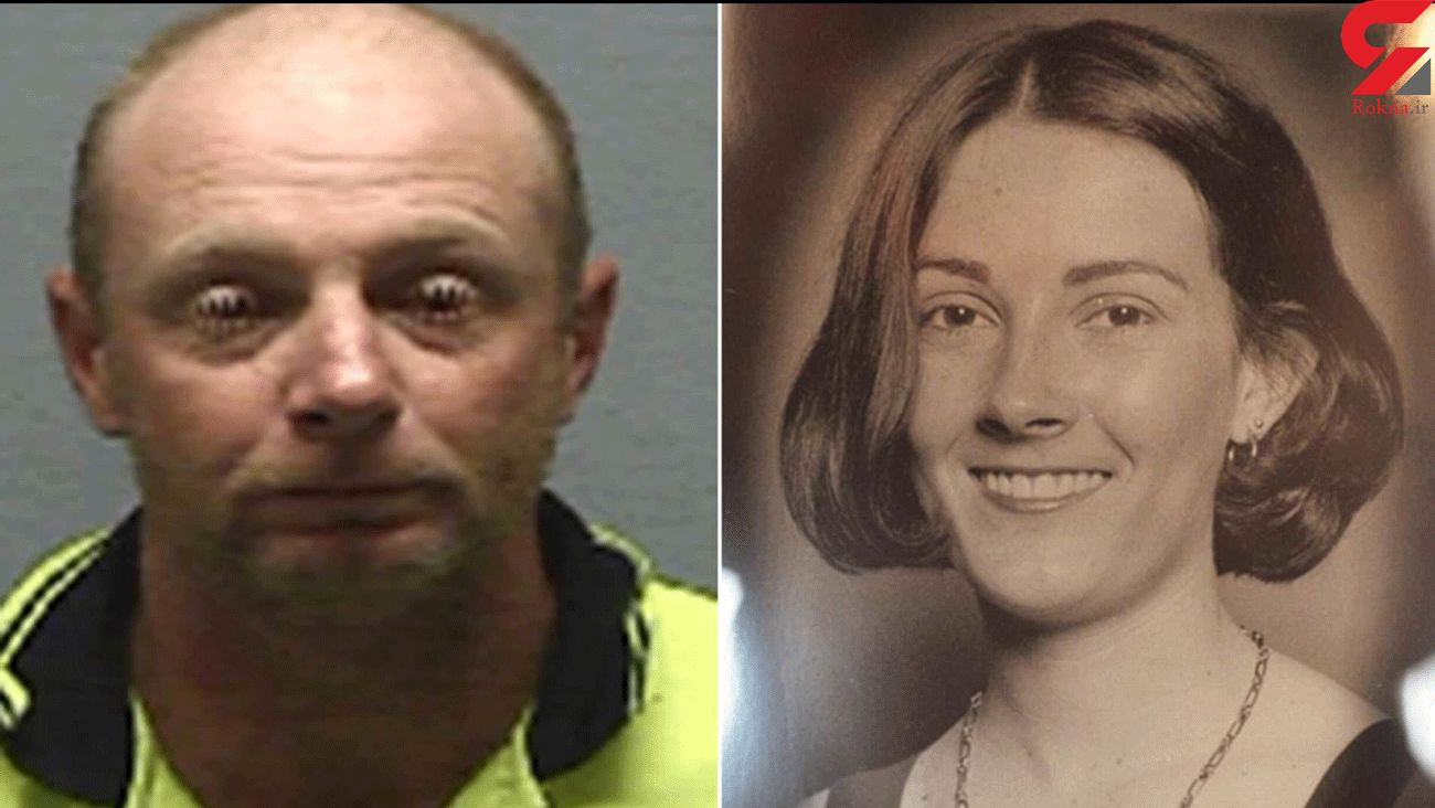 Hunt for notorious beauty queen killer who was jailed for 20 years and now 'on the run after breaching parole conditions' - but locals are more fixated on his bizarre mug shot