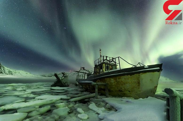 اسرار آمیزترین کشتی متروکه در روسیه