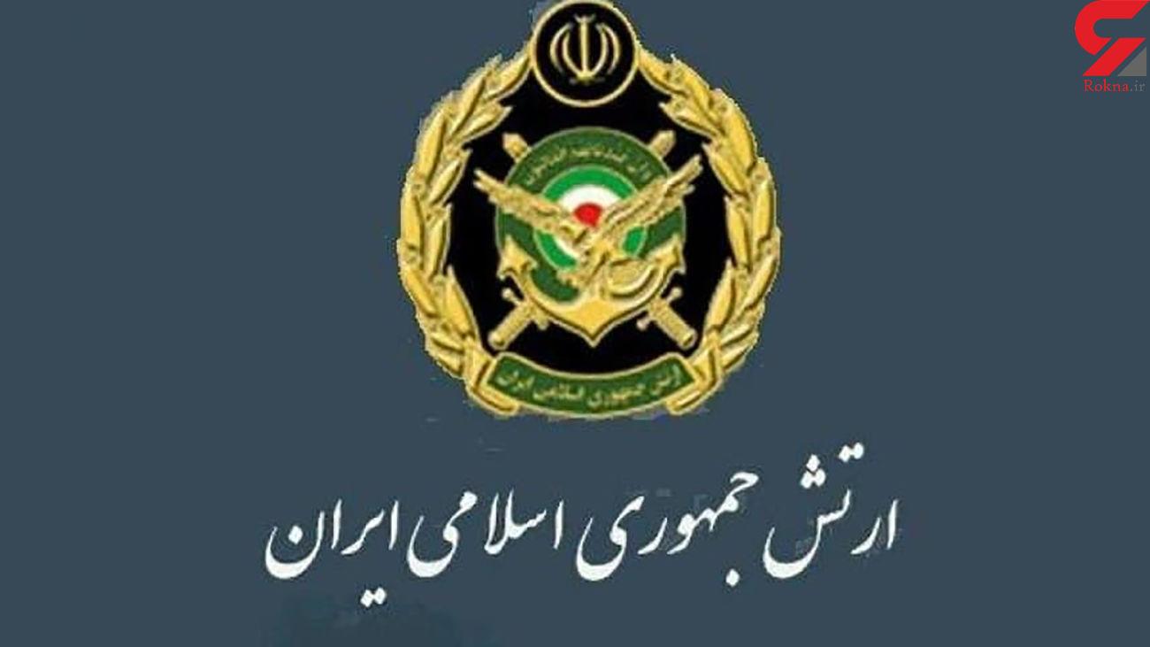 درگیری ارتش ایران با عناصر نفوذی در مرز دهلران