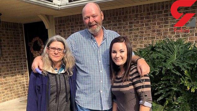 خون این پدر و دختر آنها را پس از 34 سال به هم رساند !+عکس